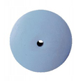 "Silicone Wheel - 7/8"" Knife Edge - Fine BLUE (10PK)"