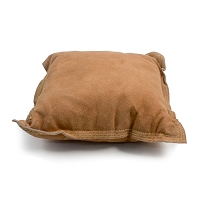 Leather Square Sandbag 7 inches