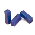 Ferris Wax, File-A-Wax, Package of 3 Bars, Blue