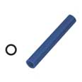 "Ferris Wax, File-A-Wax Ring Tube, Center Hole, Blue, 7/8"" Diameter"