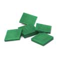 Ferris Wax, File-A-Wax, Wax Slabs, 1 lb, Green