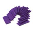 Ferris Wax, File-A-Wax, Wax Slices, 1/2 lb, Purple