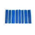 Wax Wire Assortment, Round wire, Blue