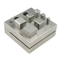 Disc Cutter - Square - 7 Punches