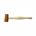 Rawhide Mallet - Natural 1.50""