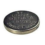 #CR1025 Renata Lithium Watch Batteries
