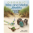 Organic Wire Metal Jewelry by Martin and Sherman