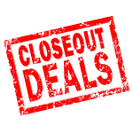 CLOSE OUT Deals