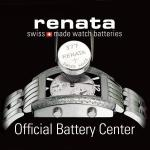 Renata Swiss Watch Batteries