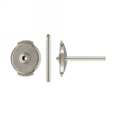 Guardian System Set - Locking Earpost & Earnut  - 14K WG