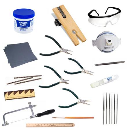 beginners jewelry making tool kit