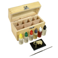 Precious Metal Testing Kit - with Box and Tools