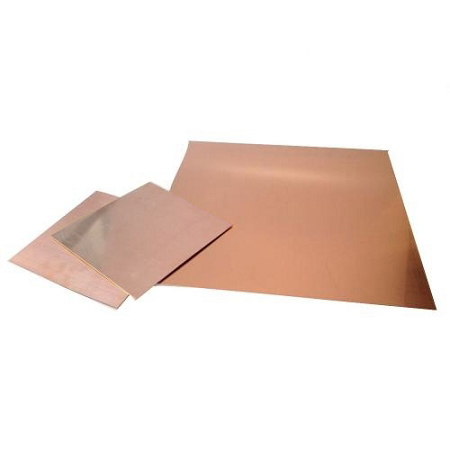 copper sheets 24 gauge 6 x 6 jewelry making craft supplies
