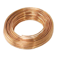 Round Copper Wire 16 Gauge 25' Coil