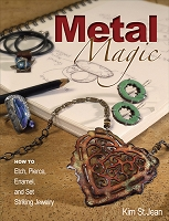 Metal Magic: How to Etch, Pierce, Enamel, and Set Striking Jewelry