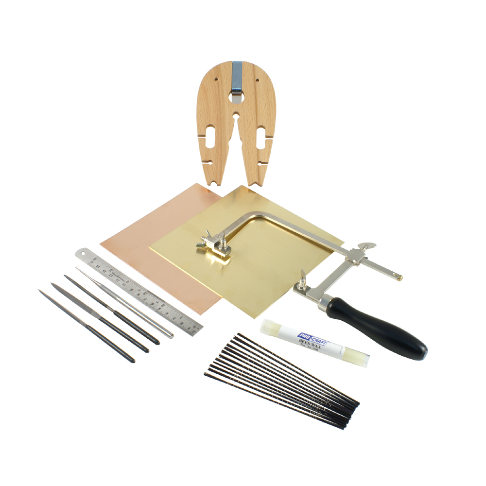 Beginners Jewelry Design Kit For Metal Fabrication