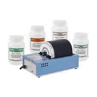 Lortone 3A Rotary Rock Tumbler kit with Polishing Compound