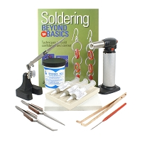 Advanced Soldering Kit with Soldering Paste and Butane Torch