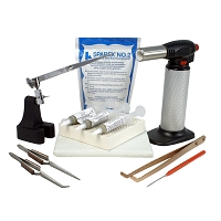Jewelry Soldering Kit with Soldering Paste and Butane Torch
