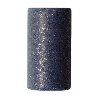 Silicone Cylinder - Coarse - Blue - 1""
