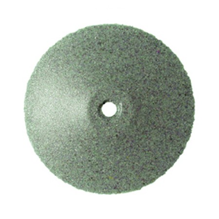 "Silicone Wheels - Extra Fine - Knife - Green - 7/8"" (10PK)"
