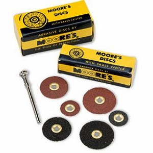 "ADALOX Sanding Disc - Medium 3/4"" and 7/8"""