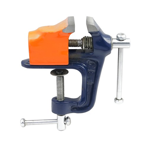 "Jewelers Bench Vise Clamp  - 1.25"" Jaws"