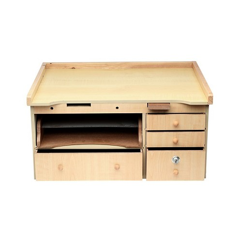 Benches - Mini Tabletop Workbench
