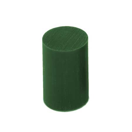Ferris Wax, File-A-Wax, Round Bars, Green