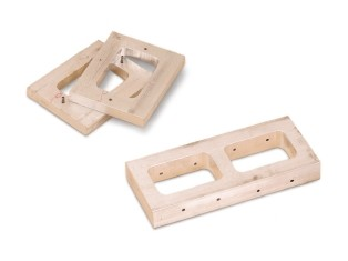 "Mold Frame - 1"" Thickness - Single"