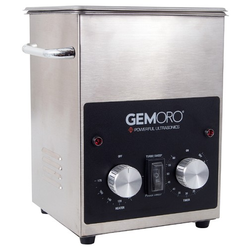 Gemoro Next-Gen Ultrasonic Cleaner 2 qts.