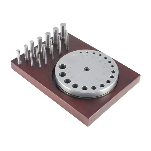 Round Disc Cutter Set 18 Steel Punches 3mm14mm – Steel Cutters Metal Cutting
