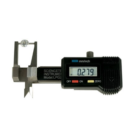 Digital Pocket Gemstone Gauge Caliper