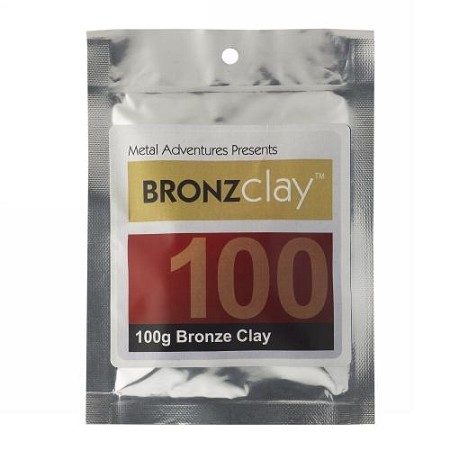 BRONZclay™ - Bronze Metal Clay 100g
