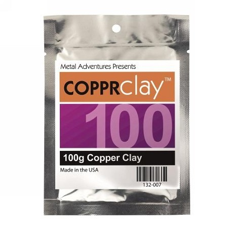 COPPRclay™ - Copper Metal Clay 100g