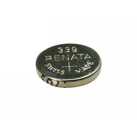 #339 (SR614SW) Renata Mercury Free Watch Batteries