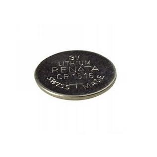 #CR 1616 Renata Lithium Watch Batteries