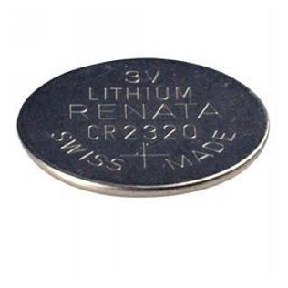 CR2320 Renata Lithium Watch Batteries