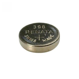 #396 (SR726W) Renata Mercury Free Watch Batteries