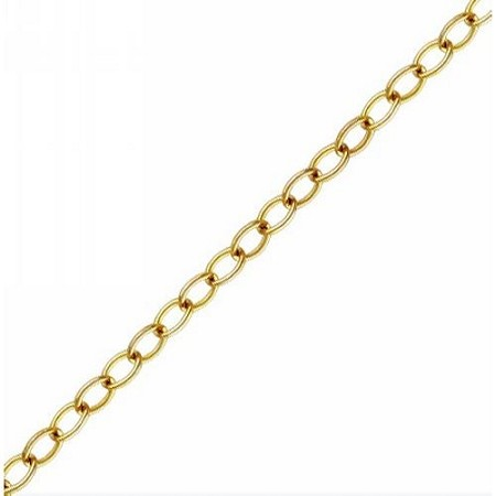 "Cable Chains 18"" Gold Filled - 1.6 mm"