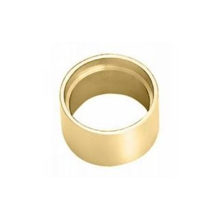 Straight Round Bezel Standard Setting w/Seat 14K Yellow Gold