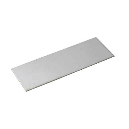 "Sterling Silver Sheets 1""x3"" - 16, 18, 20  Gauge"