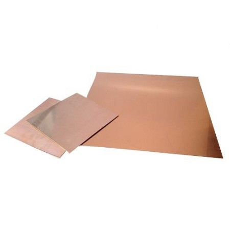 "Copper Sheet -  20 Gauge 12""x12"""