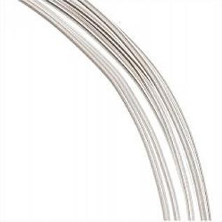 Silver Filled Wire 0.64 mm - 1/2 oz 22 Gauge