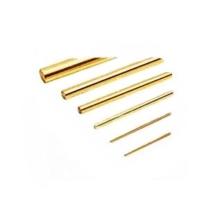 Jewelry Wire - 18 Gauge Round 14K Yellow Gold 1.0MM - 1 ft. Pkg.