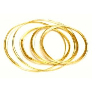 Gold Filled Wire  3 ft  20 Gauge - 0.81 mm