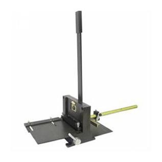 "Guillotine 6""  Shear Benchtop Metal Cutter"