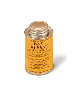 Wax Kleen