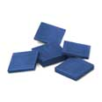 Ferris Wax, File-A-Wax, Wax Slabs, 1 lb, Blue