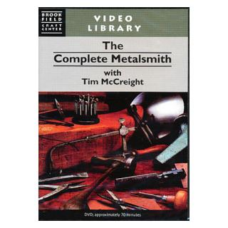 DVD Tim McCreight